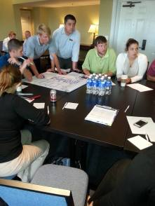 Identifying weak times and programs and strategic planning